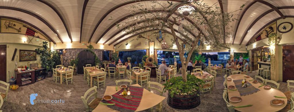 Alegria Restaurant Panorama