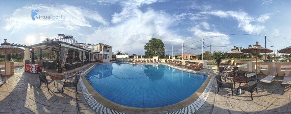 Corfu Palmar Hotel Sidari Peroulades